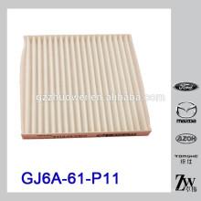 Filtres à habitacle pour automobiles Mazda 6 2002 GJ6A-61-P11