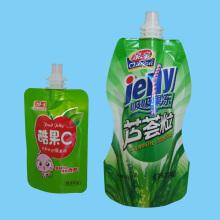 Bolsa de plástico para injectores, bolsa de embalagem de gelatina