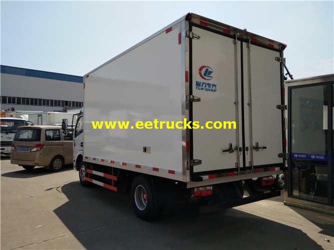 Insulated Box Trucks