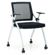chaise de conférence de vente chaude avec des roues pour la salle de conférence