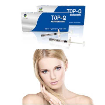 1ml Top-Q super ultra deep line cross-linked hyaluronic acid gel for large folds