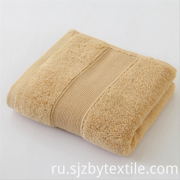 High Quality Cotton Bath Towel