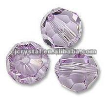 Nuevas perlas de cristal Amatista