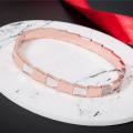 Pulseras del brazalete del oro de Rose de las nuevas mujeres del diseño al por mayor