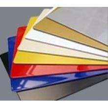 high quality building decoration material fireproof ACP Aluminium composite panel