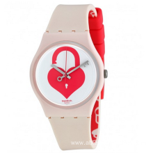 Fashion Wristband Style Silicone Quartz Watch