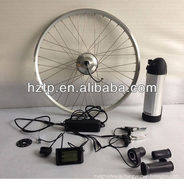 Tongpu brushless hub motor for electric bicycle conversion part