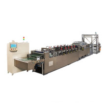 High speed automatic bag making machine