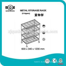 Bestes verkaufendes Multifunktionsmetalllager-Zahnstange / Küche-Metallzahnstange