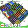 Wholesale ASTM Adult Trampoline Park with Jumping Mat