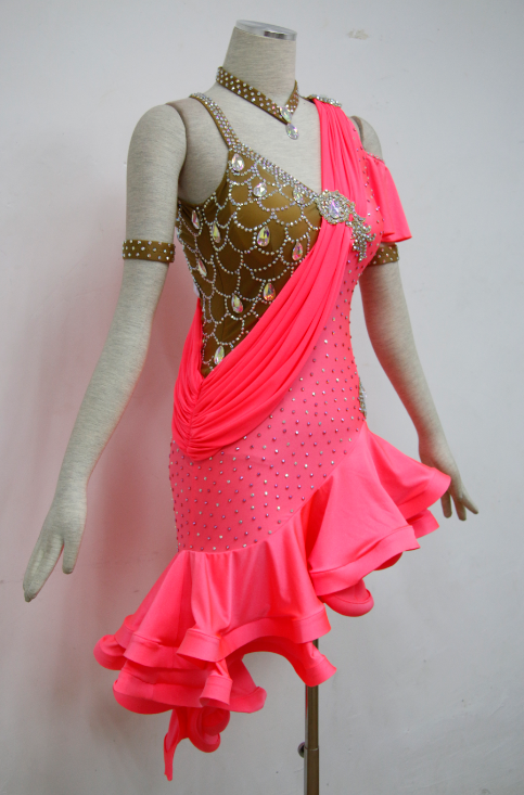 latin ballroom dresses UK