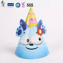 New Design Fashion Color Birthday Cap for Promotion