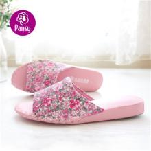 Pansy confort chaussures pantoufles d'intérieur antibactérien et anti-aging pour dames