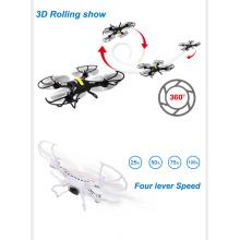 F183 RC 2.4GHz 6 Axis 4CH Control remoto Helicóptero Exploradores Quadcopter RC Drone