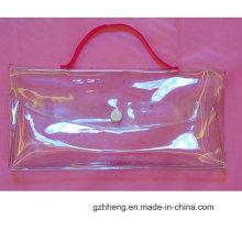 Estampado de alta calidad impreso de pie paquete de bolsa de plástico con cierre de cremallera (OEM)