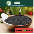 L'engrais à base de biochar organique à action lente