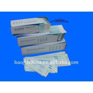 auto sellado bolsa de esterilización suministro dental