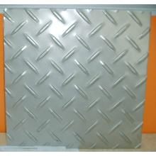 Placas de aço inoxidável / chapas de aço inoxidável verificadas