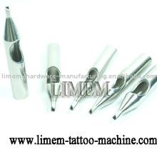 Punta de tatuaje de acero inoxidable