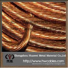 Protection contre la foudre fil de cuivre