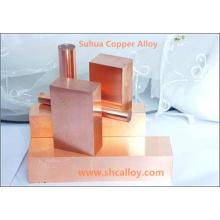 Matériau de soudeur à haute résistance sans cote C17510