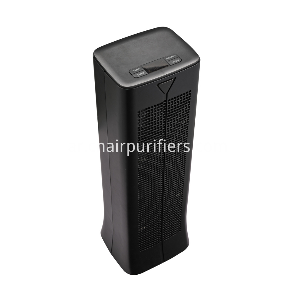 Electrostatic Air Purifier With Esp 07