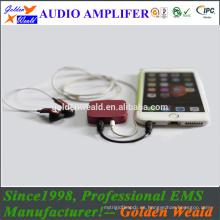amplificador de potencia profesional amplificador de batería recargable amplificador de auriculares