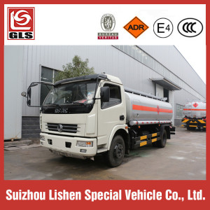Dongfeng 10000L combustible petrolero carro aceite Bowser