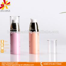 Botella de fundación de crema para el cuidado de la piel de 35ml