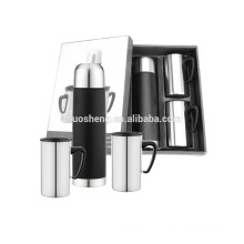 stainless steel double wall cup coffee mug gift sets BT013