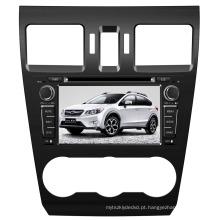 Yessun Windows CE Car DVD Player para Subaru Xv (TS7559)