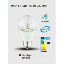 Dimmable LED Crystal Bulb A60-T