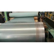 gaine en aluminium à barrière d'humidité polysurlyn plate