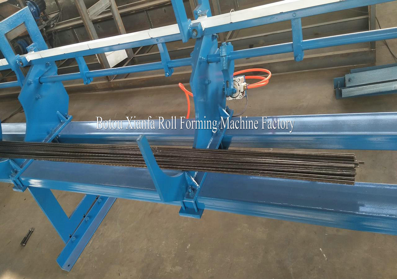Metal Wire straightening machine