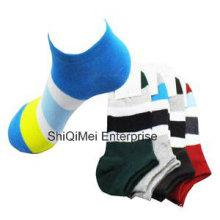 Men`s Ankle Boat Running Sports Socks