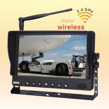 Car Rear View System for Grain Cart, Horse Trailer, Livestock, Tractor, Combine, RV - Universal, Weatherproof Cameras