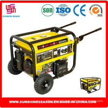 Elepaq Type Gasoline Generators (SC5000CXS2) for Home & Outdoor Power Supply