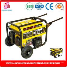 Elepaq типа бензиновые генераторы (SC5000CXS2) для дома & открытый блок питания