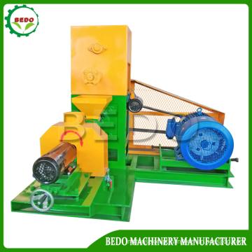 Máquina expulsando da peletização da alimentação de peixes da máquina de processamento da alimentação animal