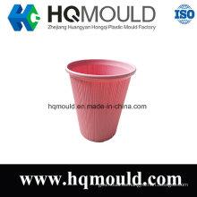 Molde de inyección de plástico del cubo de basura de alta calidad