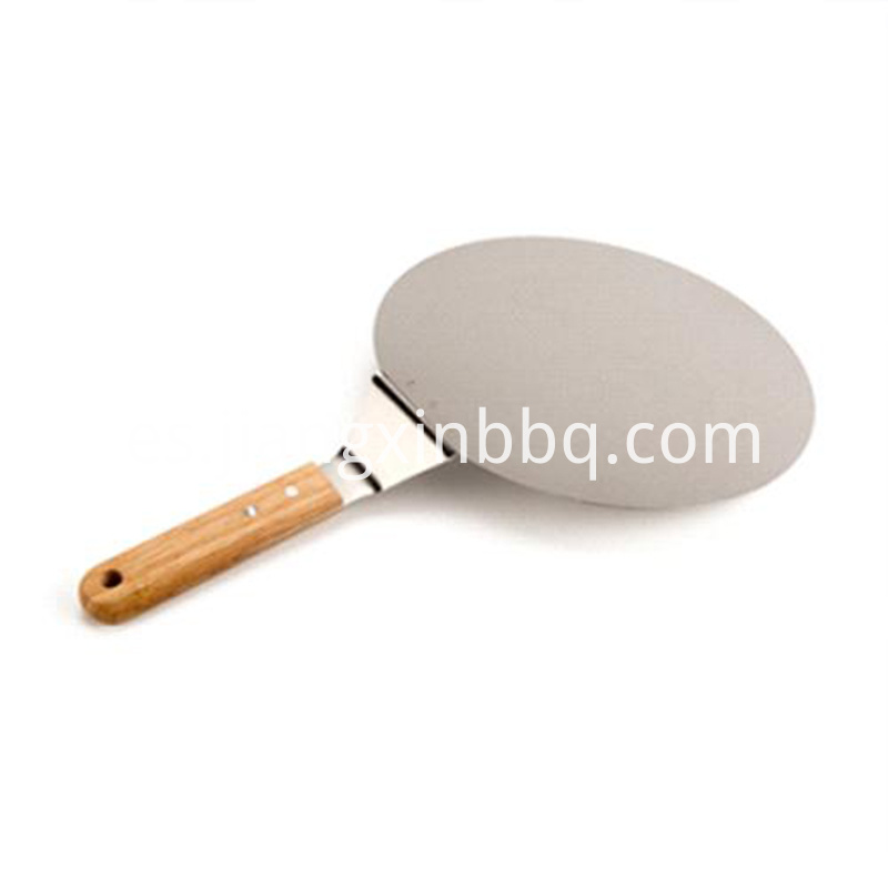 Stainless Steel Round Pizza Shovel Tools