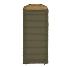 Portable 4 Seasons Winter Sleeping Bag Light Weight Winter Sleeping Bag Waterproof for Cold Weather Camping