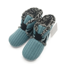 Indoor shoes for home Winter indoor shoes Soft cotton slippers