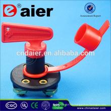 La batería del coche eléctrico del interruptor ASW-A01 cambia el aislador marino de la batería