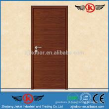 JK-W9042 Design de porta de interior interior de madeira