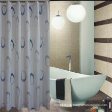 Duschvorhang aus 100% Polyester im europäischen Stil