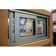 PVDF Pulver Beschichtung Aluminium Fenster