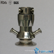 Stainless Steel Sanitary Aseptic Sample Valve