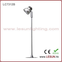 230-300lm Aluminum Housing LED Standing Spotlight Light LC7312b