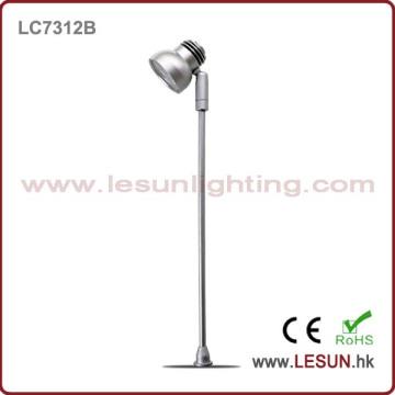 230-300lm Aluminum Housing LED Standing Spotlight Light LC7312b